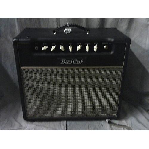 Bad Cat Cougar 15 Class A 15W 1x12 Tube Guitar Combo Amp-thumbnail