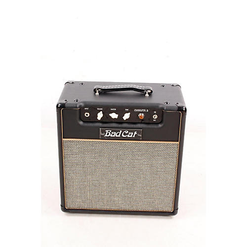 Bad Cat Cougar 5 5W Class A Tube Guitar Combo Amp  888365210728-thumbnail
