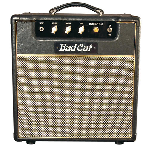 Bad Cat Cougar 5 5W Class A Tube Guitar Combo Amp