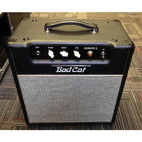 Bad Cat Cougar 5 Class A 5W 1x12 Tube Guitar Combo Amp-thumbnail