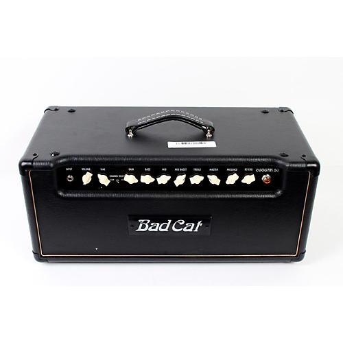 Bad Cat Cougar 50H 50W Class AB Tube Guitar Amp Head  888365409597