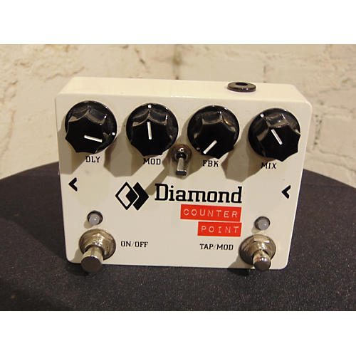 DIAMOND PEDALS Counter Point Effect Pedal
