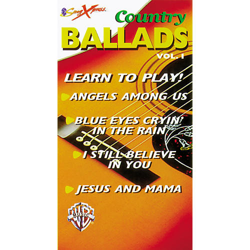 SongXpress Country Ballads Volume 1 Video