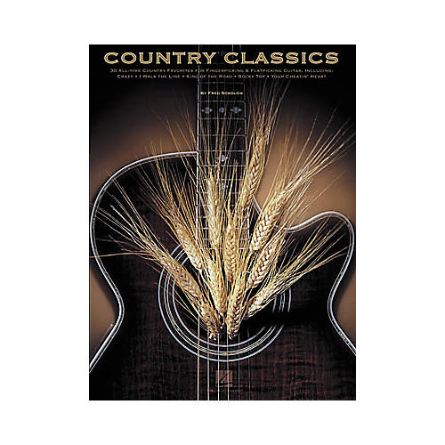 Hal Leonard Country Classics Book-thumbnail