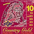 Rotosound Country Gold Extra Light Phosphor Bronze Acoustic Guitar Strings-thumbnail