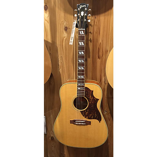 Gibson Country Western LTD Acoustic Electric Guitar Natural