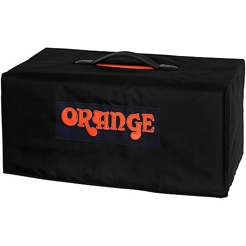 Orange Amplifiers Cover for Large Guitar Amp Heads-thumbnail