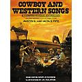 Creative Concepts Cowboy and Western Songs Guitar Tab Songbook  Thumbnail