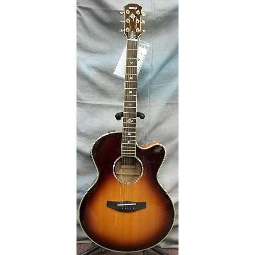 Yamaha Cpx900bs Acoustic Electric Guitar-thumbnail