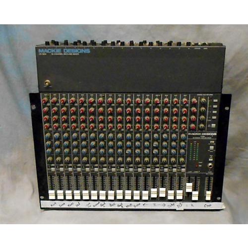 Mackie Cr-1604 Unpowered Mixer-thumbnail