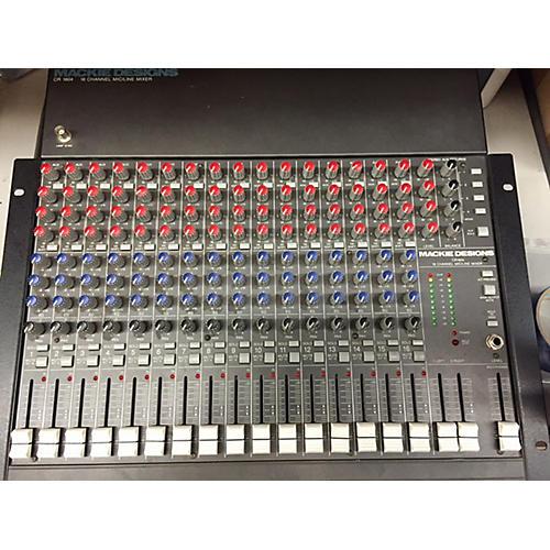Mackie Cr 1604 Unpowered Mixer