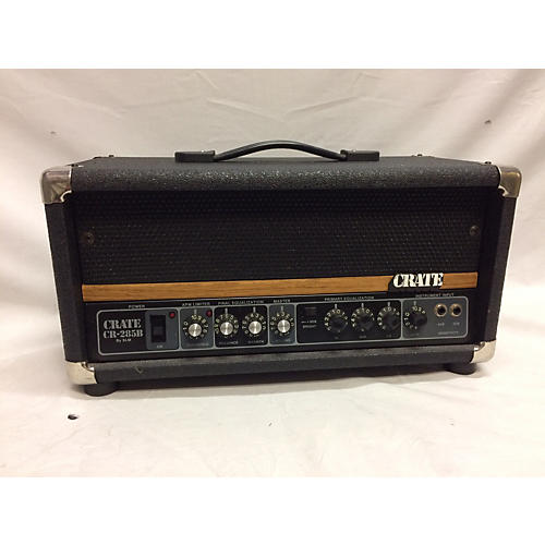 used crate cr285b bass amp head guitar center. Black Bedroom Furniture Sets. Home Design Ideas
