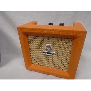 Pre-owned Orange Amplifiers Cr3 Battery Powered Amp by Orange Amplifiers