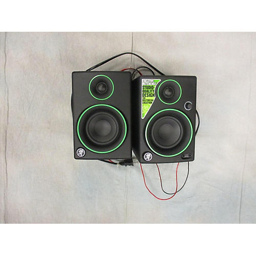 Mackie Cr3 Studio Monitor Pair Powered Monitor-thumbnail