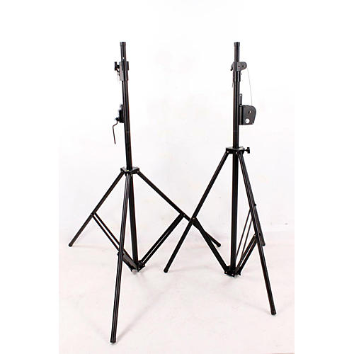 American DJ Crank II Mobile Trussing System for Stage Lights  886830996566
