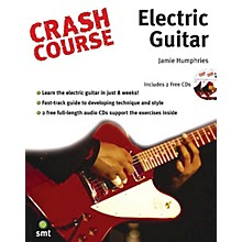 Music Sales Crash Course - Electric Guitar Music Sales America Series Softcover with CD Written by Jamie Humphries
