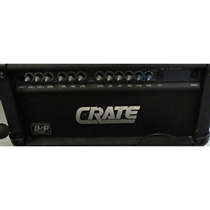 Pre-owned Crate Crate GFX 1200H Black Solid State Guitar Amp Head by Crate