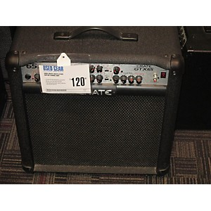 Pre-owned Crate Crate GTX65 Guitar Combo Amp by Crate