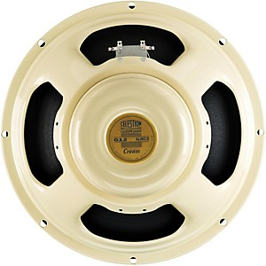 Celestion Cream 90 Watt 12 inch Alnico Guitar Speaker by Celestion