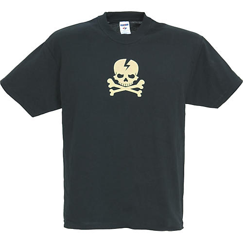 Gear One Cream Skull 'n' Bones T-Shirt-thumbnail