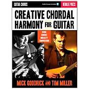 Berklee Press Creative Chordal Harmony For Guitar - Berklee Press Book/CD