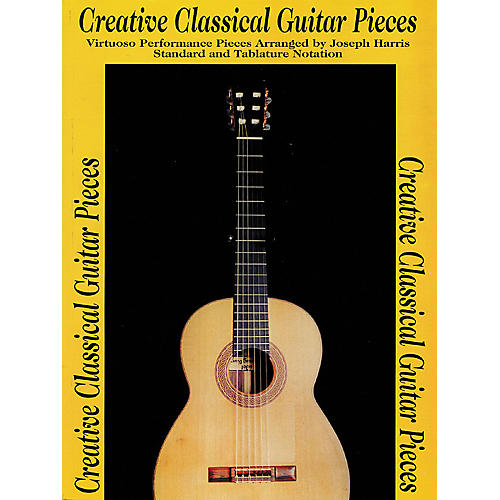 Hal Leonard Creative Classical Guitar Pieces In Tab & Notation
