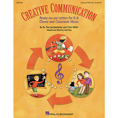 Hal Leonard Creative Communication for K-8 Music-thumbnail
