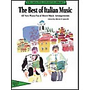 Creative Concepts The Best of Italian Music (Songbook) (315003)
