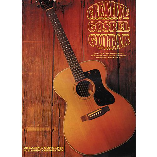 Creative Concepts Creative Gospel Guitar Book