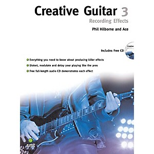 Music Sales Creative Guitar 3 Recording Effects Music Sales America Serie...