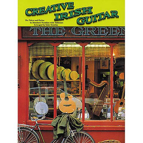 Creative Concepts Creative Irish Guitar Guitar Tab Book
