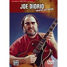 Alfred Creative Jazz Guitar with Joe Diorio DVD