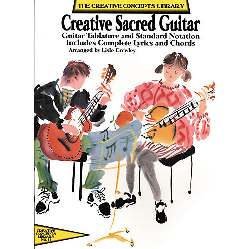 Creative Concepts Creative Sacred Guitar Book