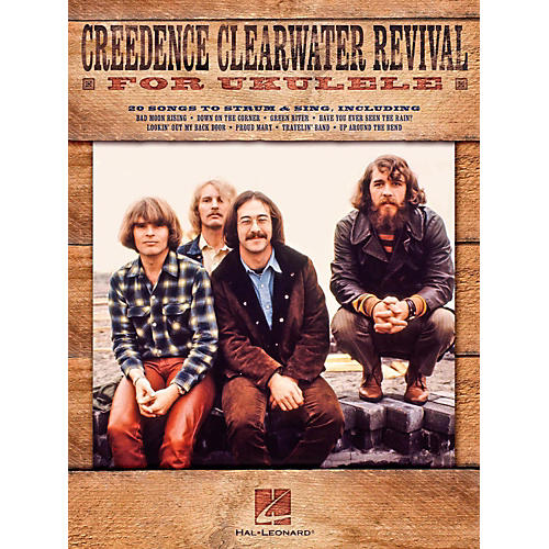 Hal Leonard Creedence Clearwater Revival For Ukulele-thumbnail