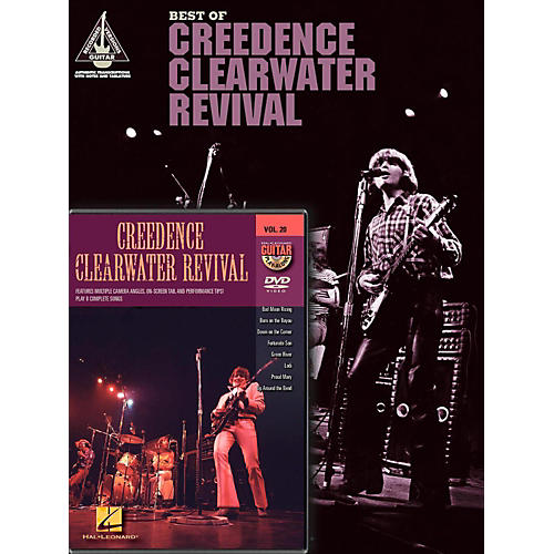 Hal Leonard Creedence Clearwater Revival Guitar Pack-thumbnail