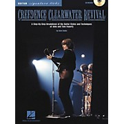Hal Leonard Creedence Clearwater Revival Guitar Signature Licks CD with Tab
