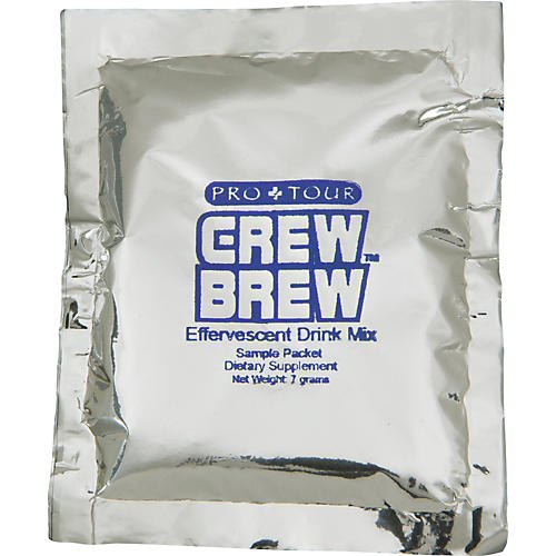 Pro Tour Crew Brew Touring Drink Mix