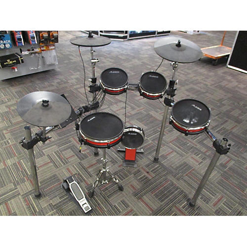 Alesis Crimson Electric Drum Set-thumbnail