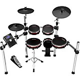 Crimson Electronic 5-Piece Drum Kit with Mesh Heads