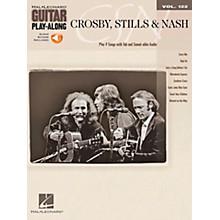 Hal Leonard Crosby Stills & Nash - Guitar Play-Along Volume 122 Book/CD