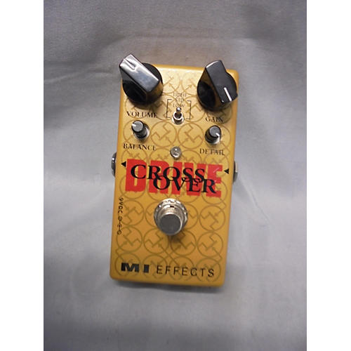 MI Audio Cross Over Effect Pedal-thumbnail
