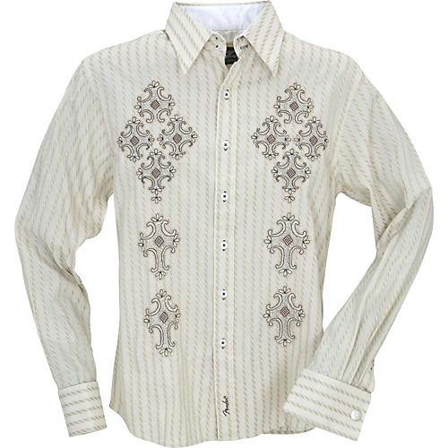 Fender Cross Ropes Woven Shirt