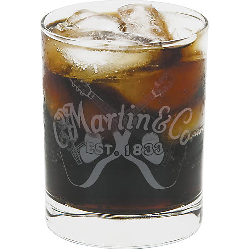 Martin Crossed Guitars Tumbler