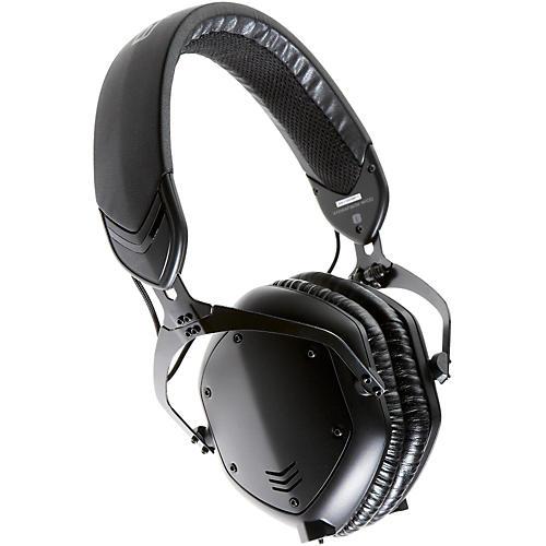 V-MODA Crossfade M-100 Over-Ear Noise-Isolating Metal Headphone Matte Black