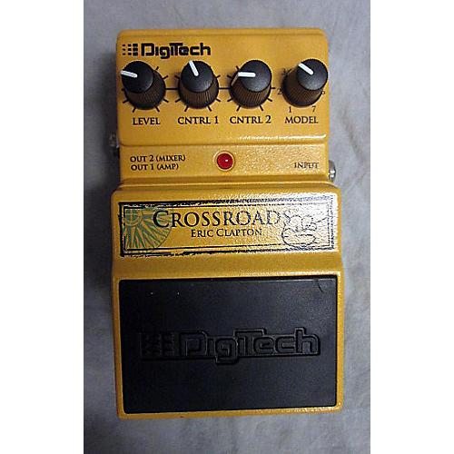 Digitech Crossroads Eric Clapton Effect Processor