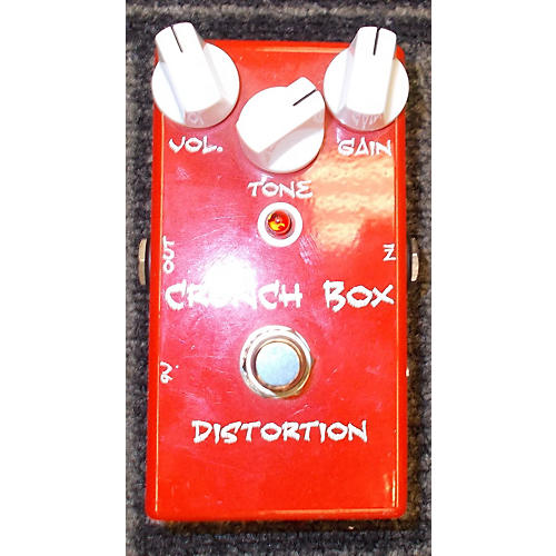 MI Audio Crunch Box Effect Pedal-thumbnail