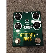 T-Rex Engineering Crunch Frog Classic Overdrive Effect Pedal