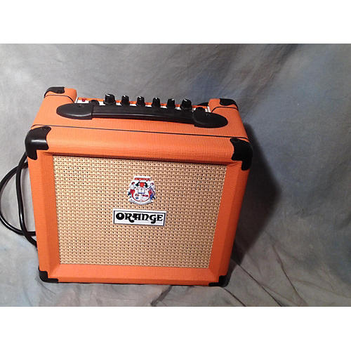Orange Amplifiers Crush 12 12w 1x6 Guitar Combo Amp