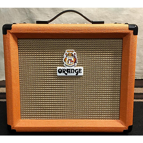 Orange Amplifiers Crush 15 Guitar Combo Amp