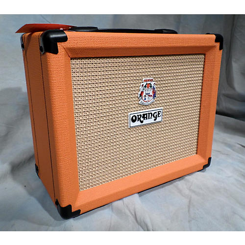 Orange Amplifiers Crush 20 20w 1X8 Guitar Combo Amp-thumbnail